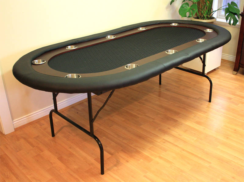 Save Space With Folding Poker Tables