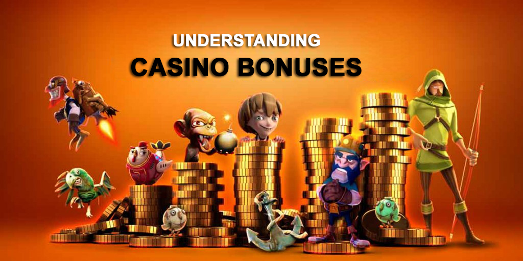 How Internet Casino Bonuses Work