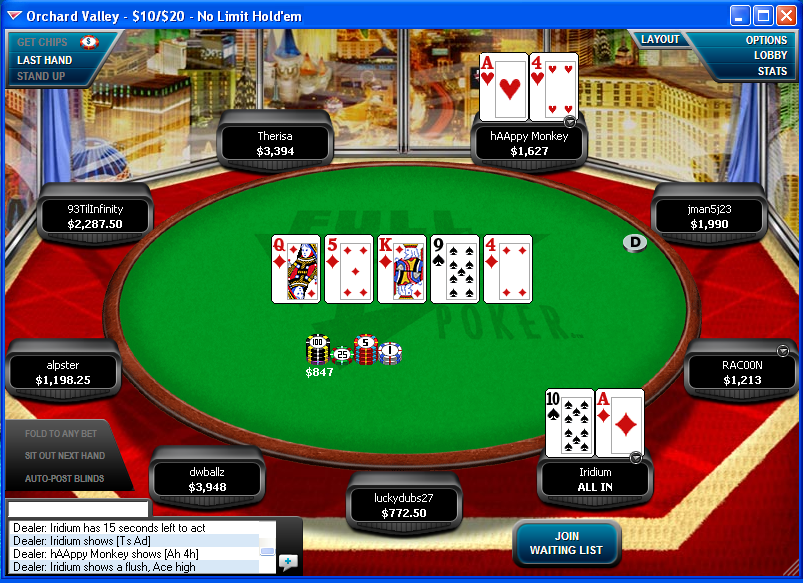Internet Poker – The Most Important Secret To Winning